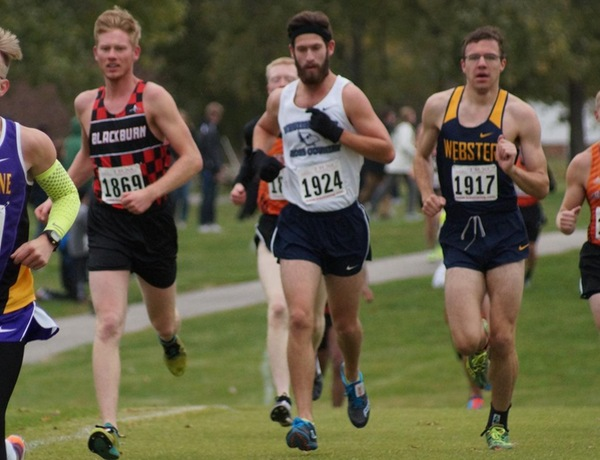 Westminster Men's Cross Country Finishes Sixth in SLIAC Championships