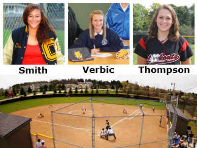Three Recruits Join Ferris State Softball Program