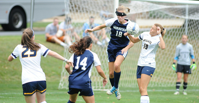 Women's Soccer Drops Non-Conference Match to Wilkes