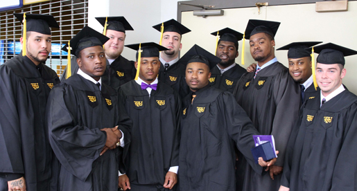 December graduation includes nearly 40 student-athletes