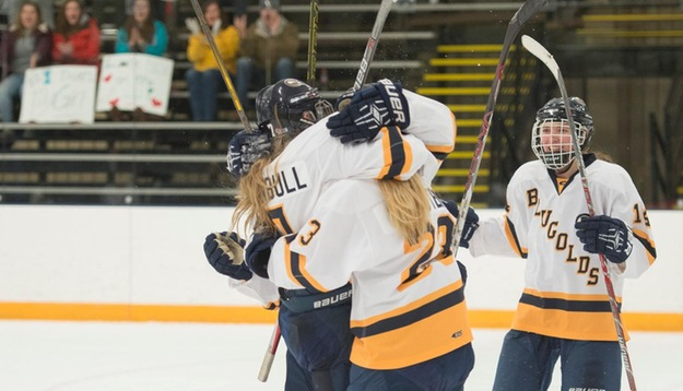 Women's Hockey advances to WIAC Championship