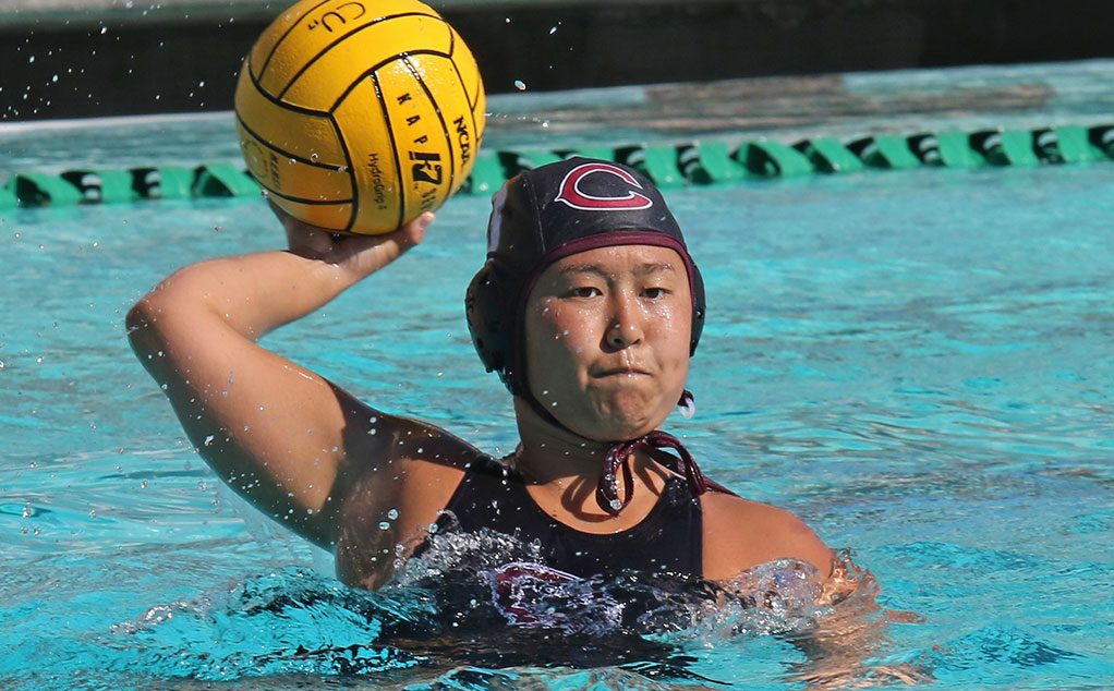 Emily Fong (Photo by Larry Newman)