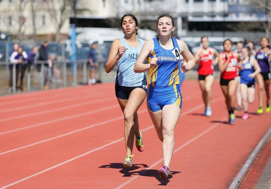 SAINTS WIN 13 EVENTS AT THE INAUGURAL GNAC OUTDOOR TRACK & FIELD CHAMPIONSHIPS
