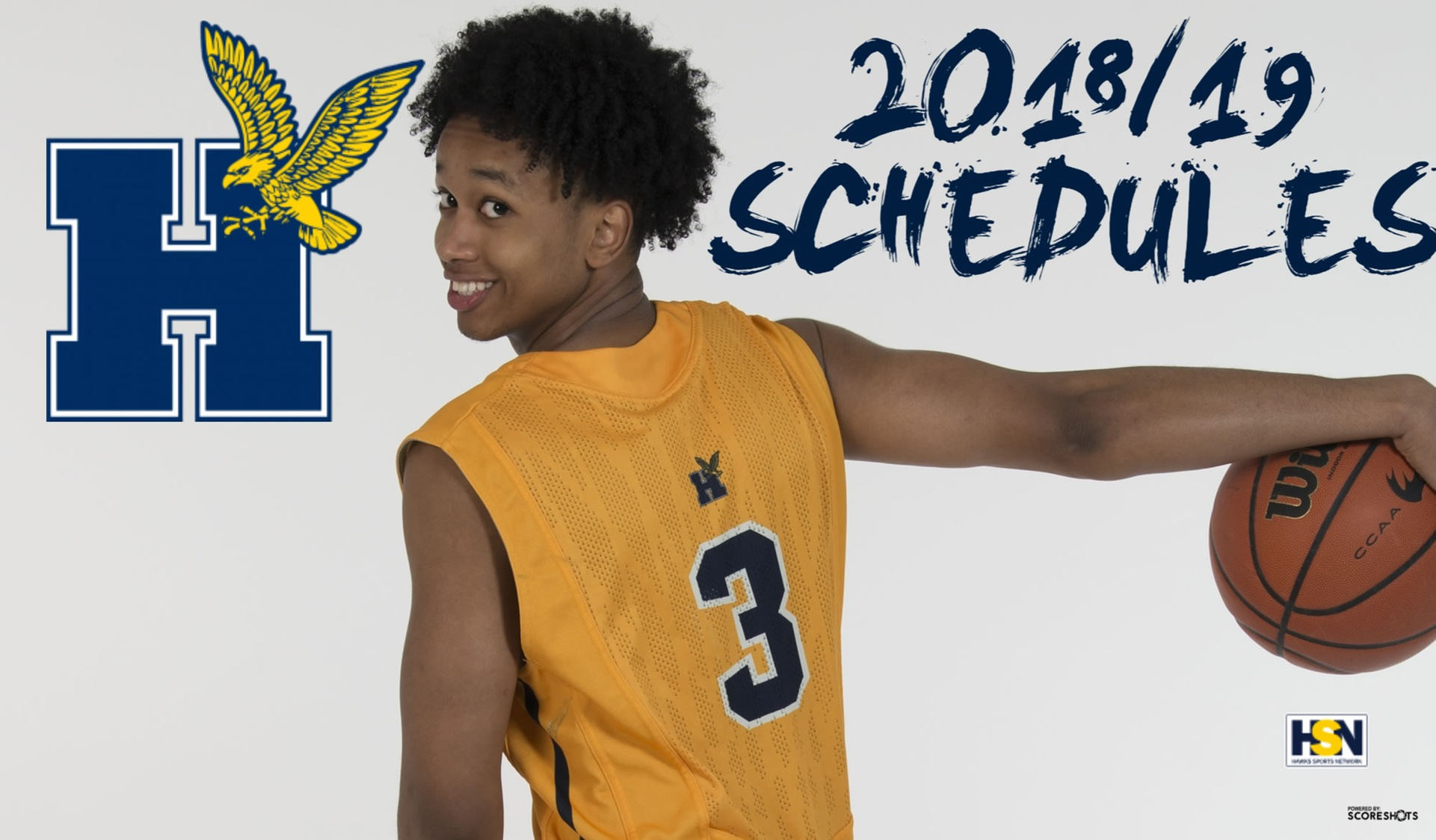 2018/19 HAWKS MEN'S BASKETBALL SCHEDULES RELEASED
