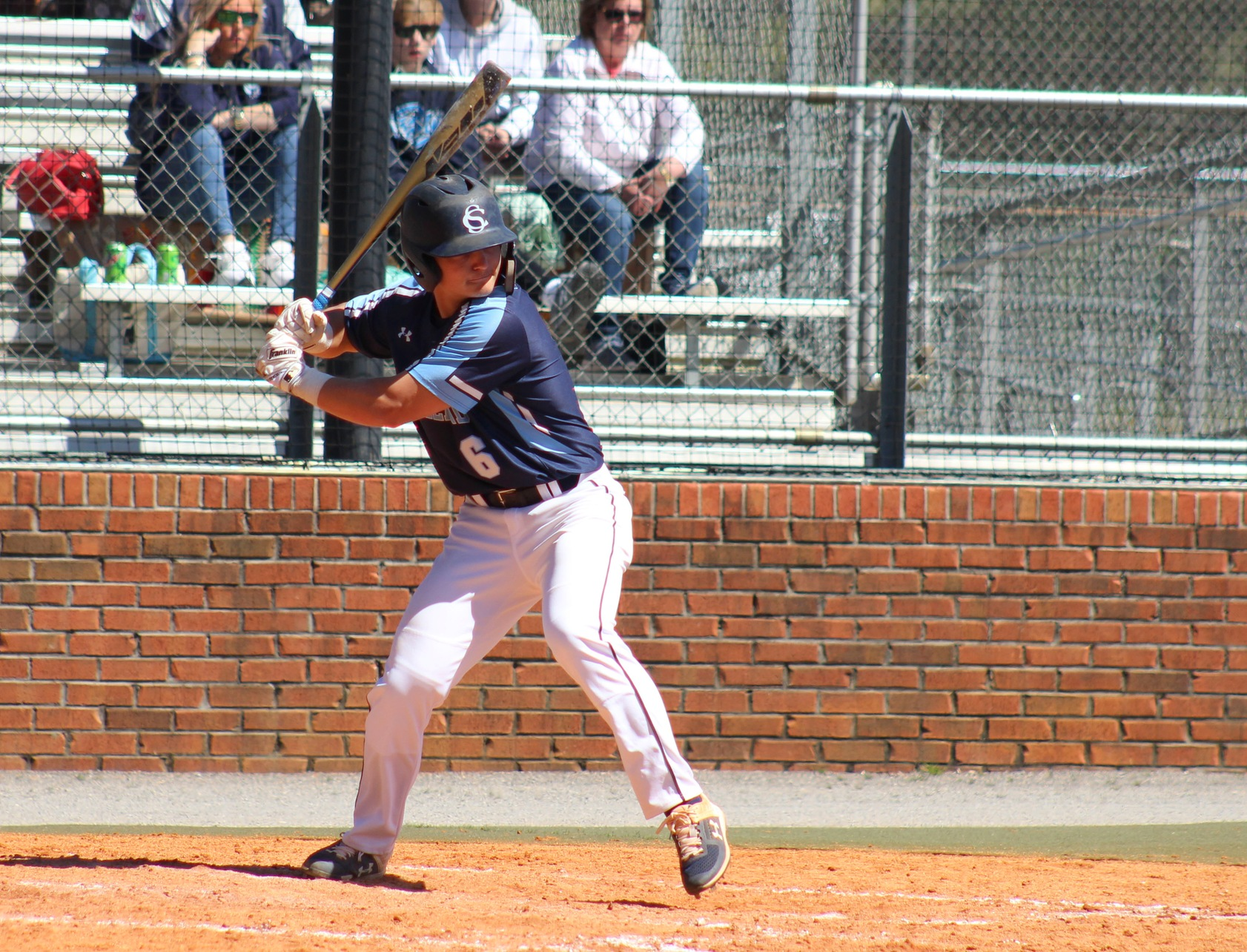 Baseball Charges Into Columbia, Sweeps Doubleheader