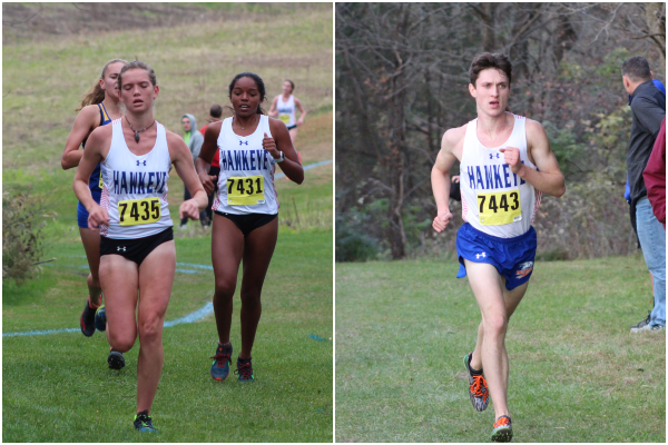 RedTail Cross Country Women Place 8th, Men 19th at NJCAA Championship