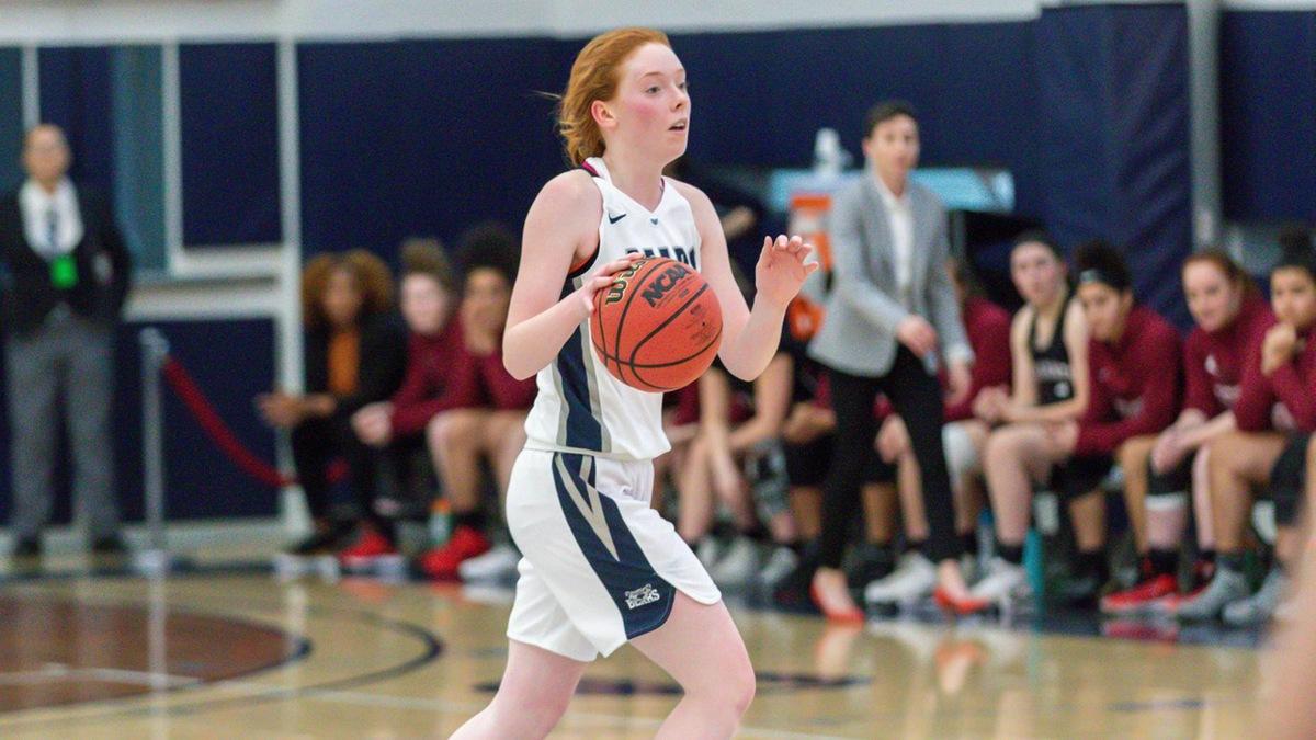 O'Donnell Drops Career-High 40 Points as Women's Basketball Cracks Century Mark Against Yeshiva