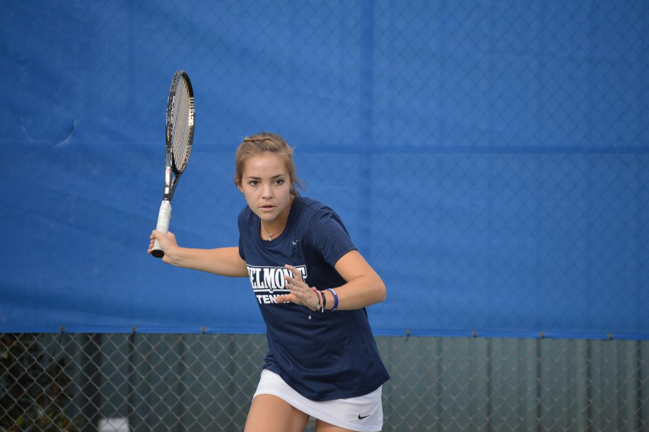Women's Tennis Edged by Austin Peay