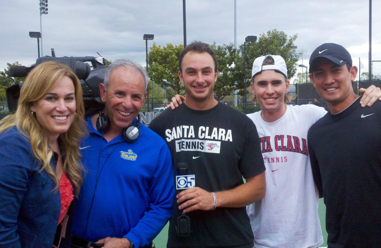Big Week for Bronco Tennis Teams Featured Saturday on KPIX CBS