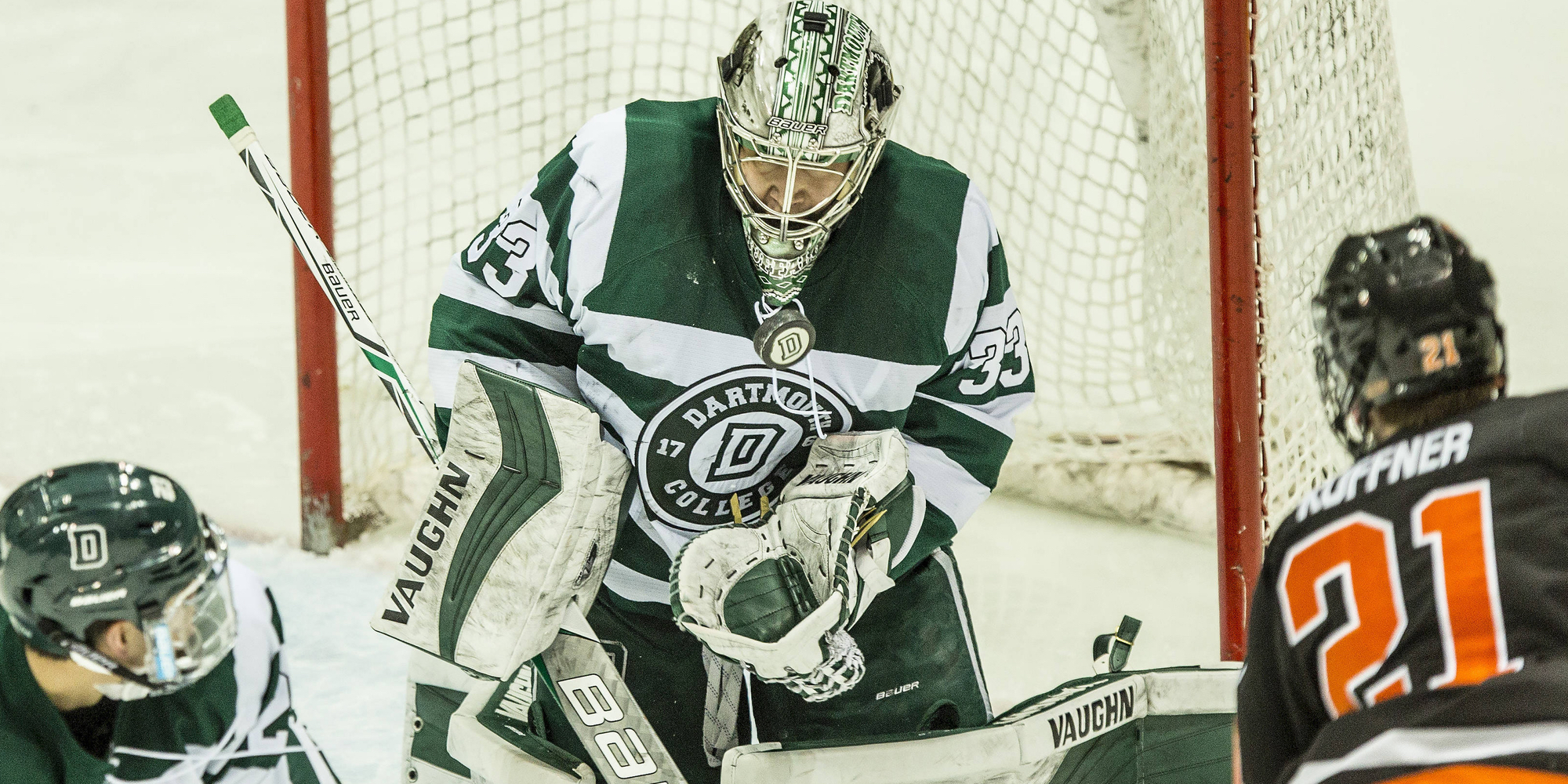 Dartmouth Downed By Princeton at Home