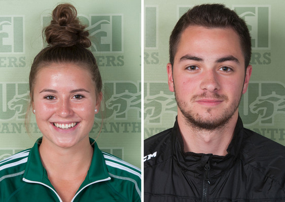 UPEI announces the Panther Subway Athletes of the Week, January 28 to February 3