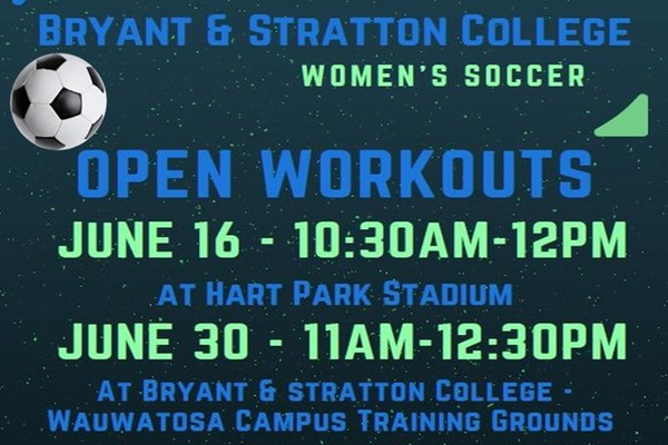 BSC Women's Soccer Open Workout
