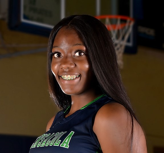 Player Spotlight: Zamaria Polk