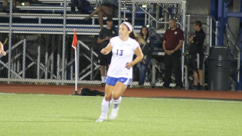 Women's Soccer Drops Season Opener in 2OT