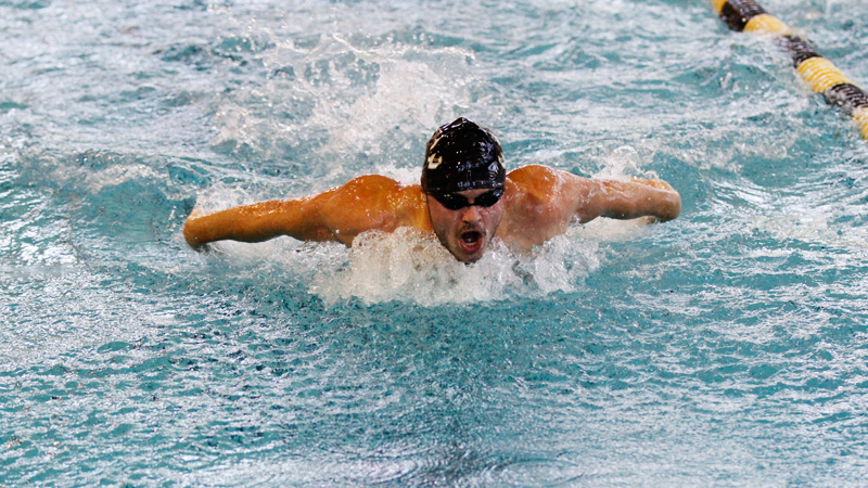 Pirates dominate Austin College in second meet of season
