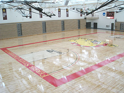 "Ferris' Wink Arena To Feature ""New Look"""