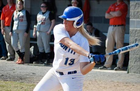 Softball Takes Two on the Road Over NEAC Foe Morrisville State