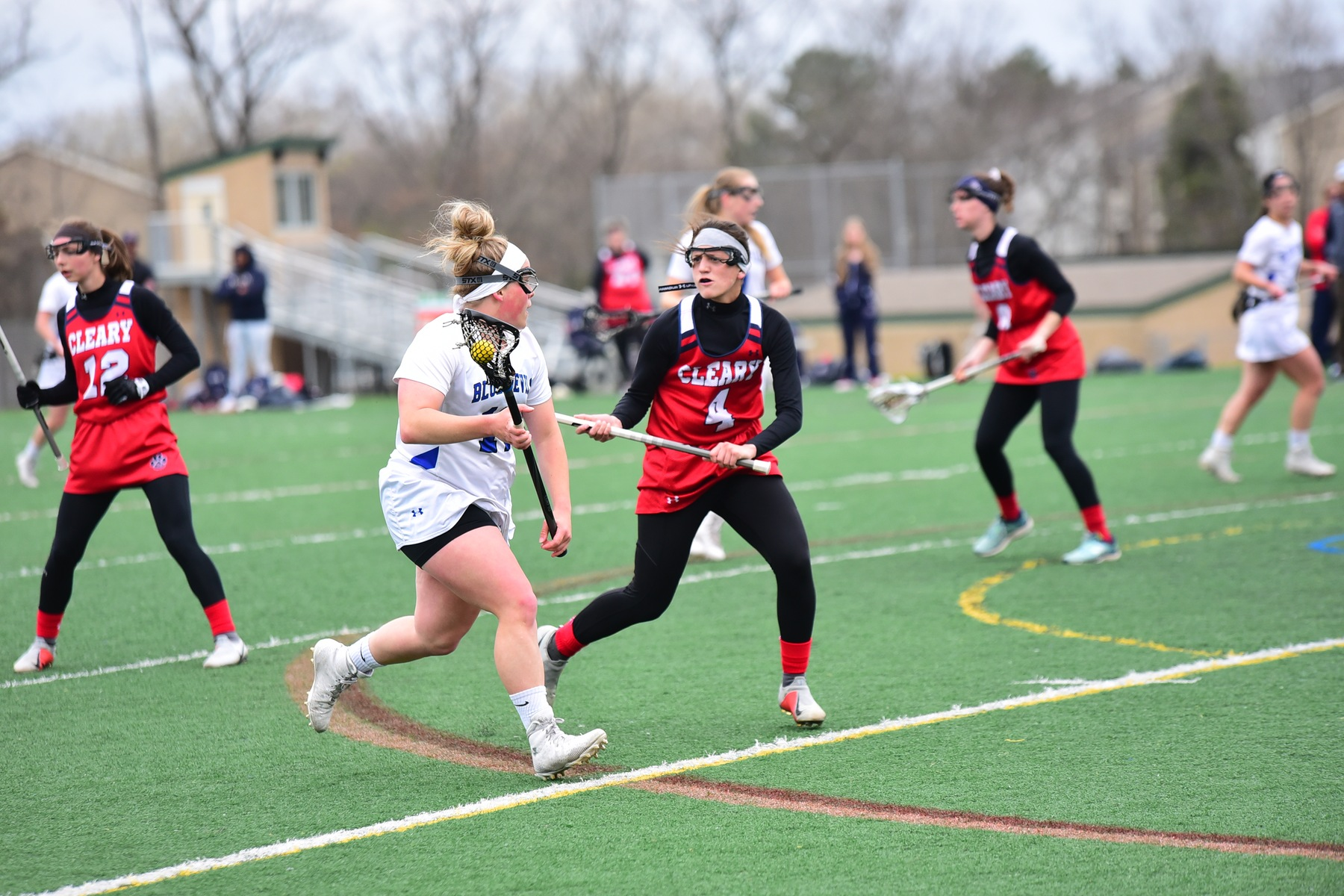 Women's Lacrosse Enter WHAC Championships with 21-7 Win over Cleary; Face Indiana Tech in Conference Finals on Saturday