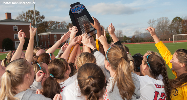 LC Women's Soccer Ranked Ninth in NCAA D3 Pre-Season Poll