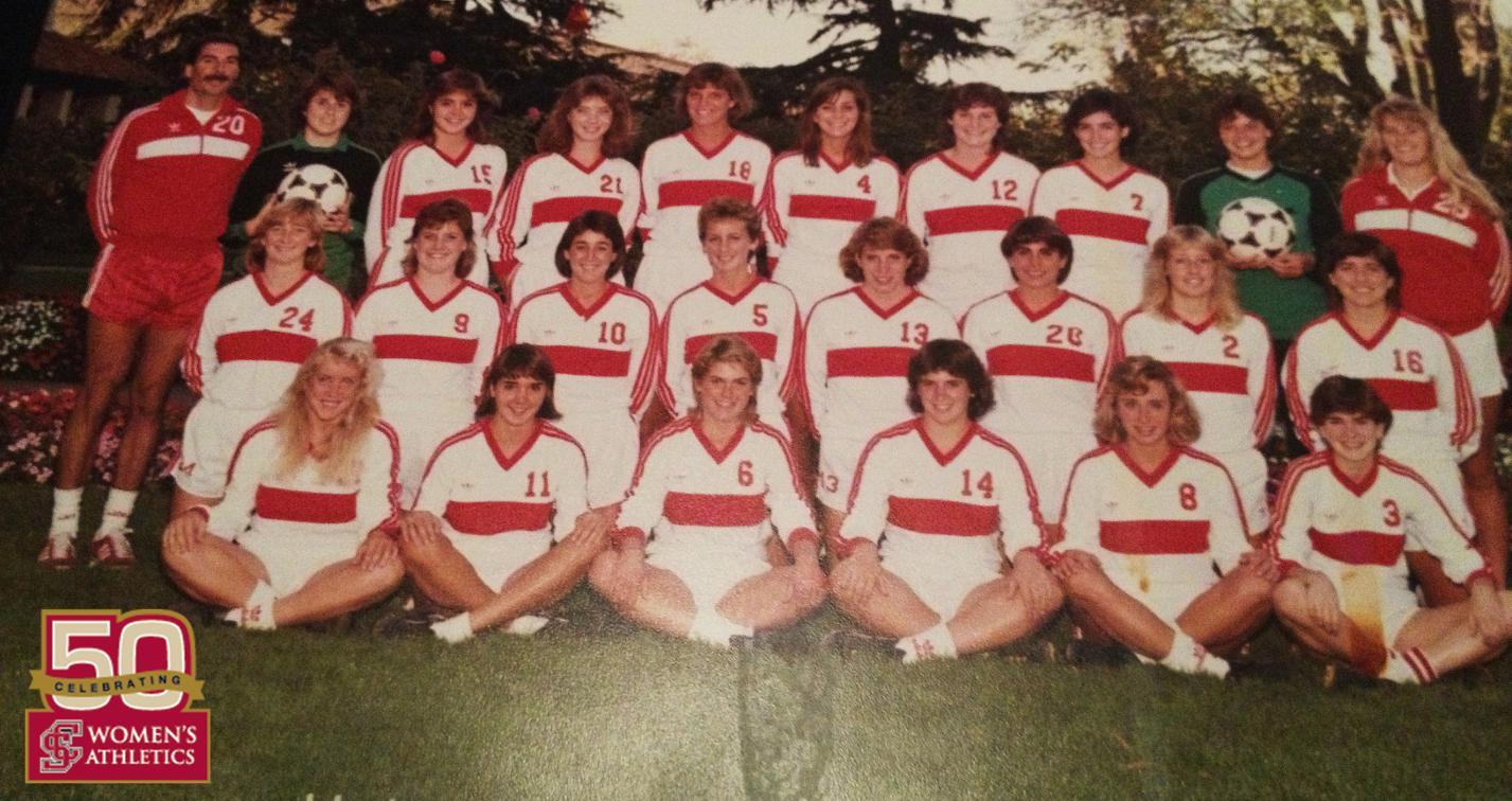 BACK IN MY DAY: Maureen Lee '88 (Russick) Looks Back on Play In The Mid-1980s On the Pitch