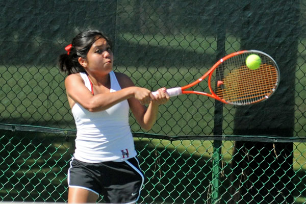 Huntingdon women's tennis loses to Berry