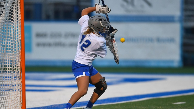 Women's Lacrosse Falls at Home to Sacred Heart on Sunday