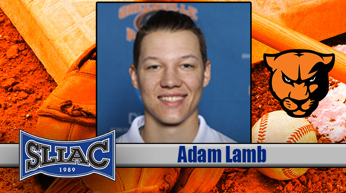 Feature Friday with Adam Lamb