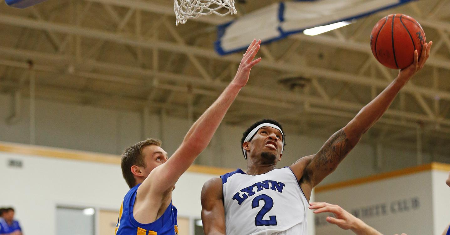 Men's Basketball Wins SSC Season Opener over Rollins