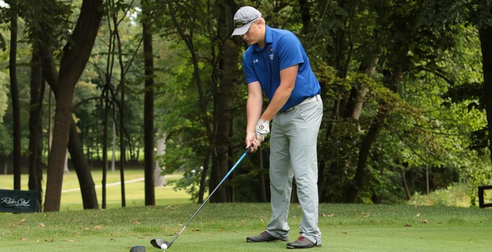Men's Golf competes at Lake Forest Spring Invitational