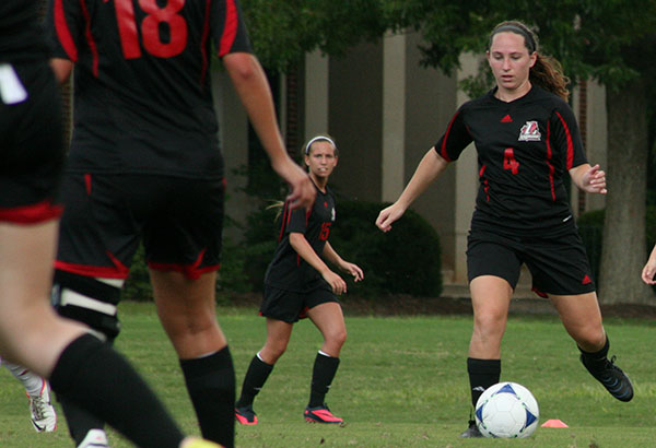 Women's Soccer: Golden goal lifts Panthers past Judson 3-2