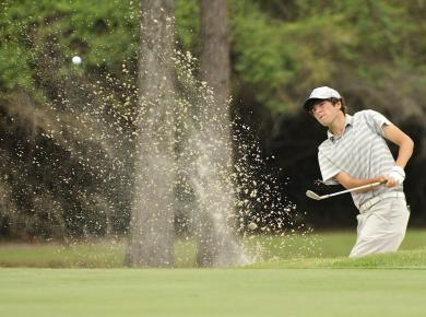 Men's Golf Rallies to Win Royal Lakes/Oglethorpe Fall Invitational