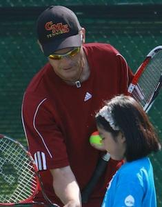 Settles Earns USTA / ITA Sectional Award