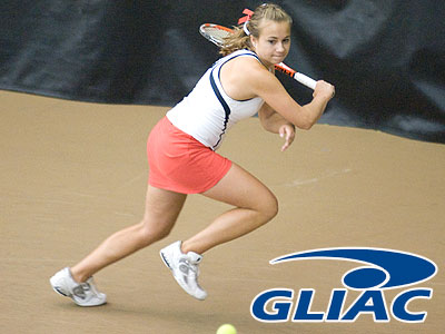 FSU's Amy Ingle Claims GLIAC Tennis Honor