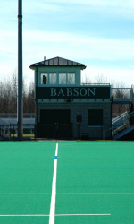 Babson Officially Dedicates MacDowell Field as Part of Back to Babson Weekend