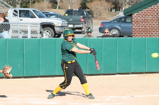 Lyndon powers its way to doubleheader split