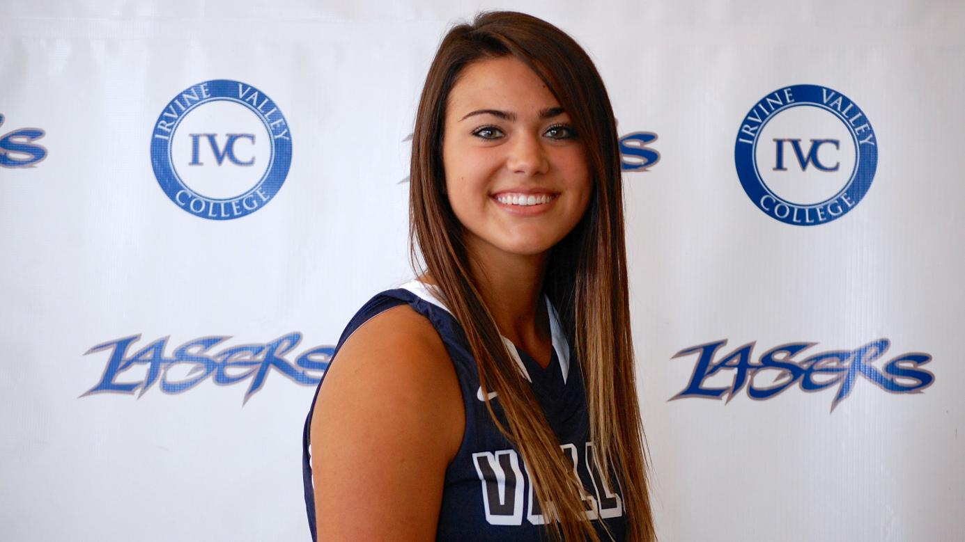 Basketball player Taylor Casey featured in OC Register