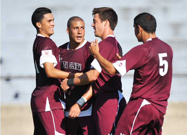 SCU Men's Soccer Opens Training Camp, Prep for Exhibition Match Saturday, Aug. 18