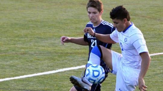 Falcon booters drop third straight