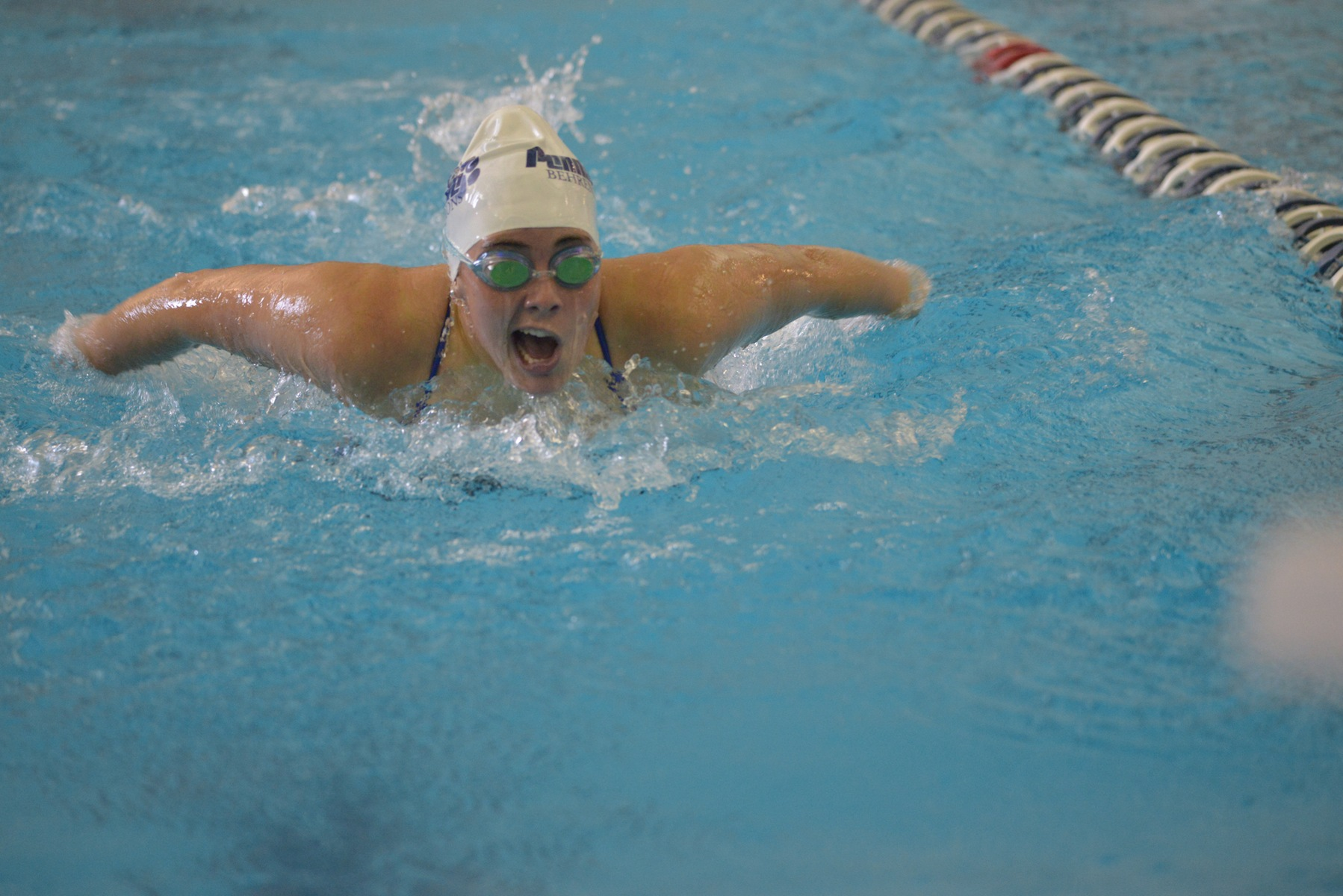 Baldwin Wallace Defeats Women's Swimming and Diving