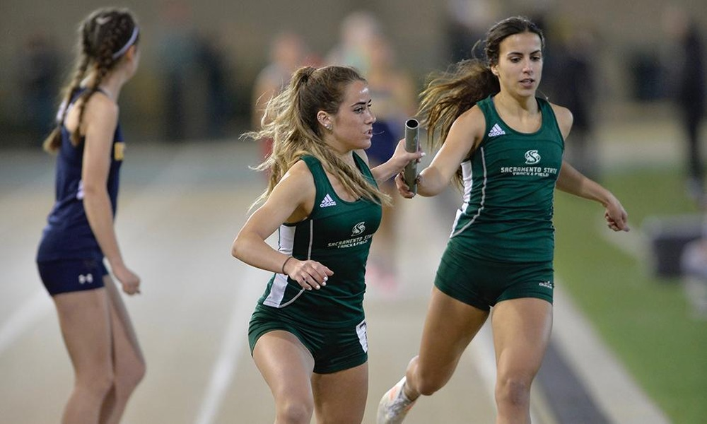 TRACK & FIELD CONCLUDES REGULAR SEASON AT SACRAMENTO STATE OPEN ON SATURDAY