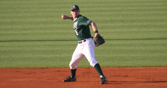#23 GC Baseball's Funk on Preseason All-PBC Team