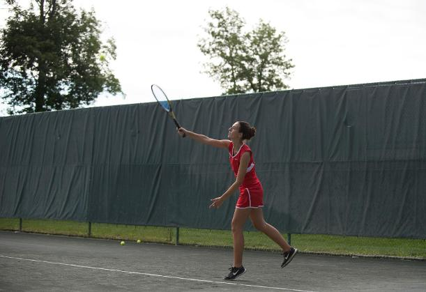 Women's Tennis Opens Weekend with Loss to Fredonia