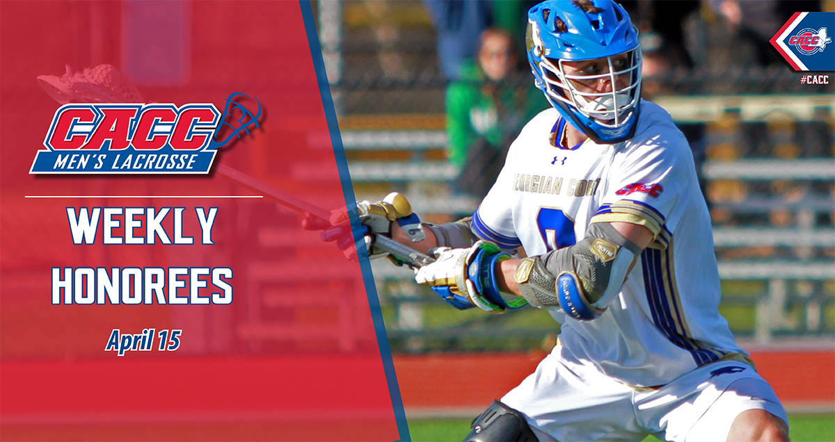 CACC Men's Lacrosse Weekly Honorees (April 15)