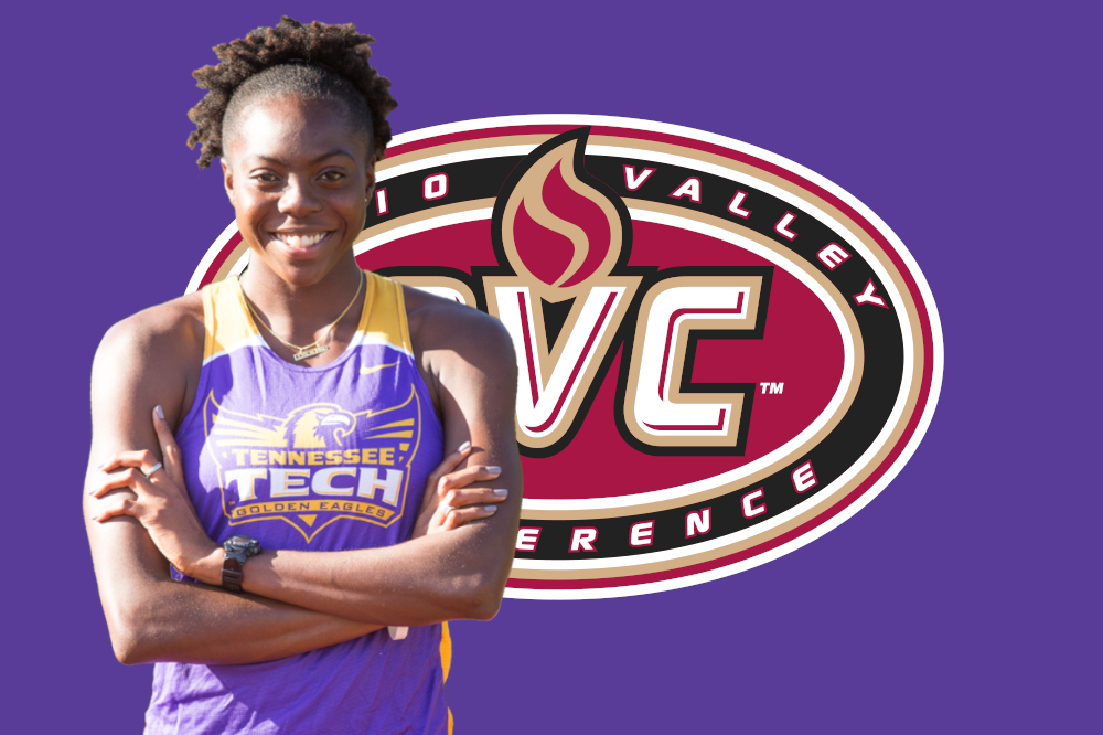 Roberts named adidas® OVC Female Field Athlete of the Week