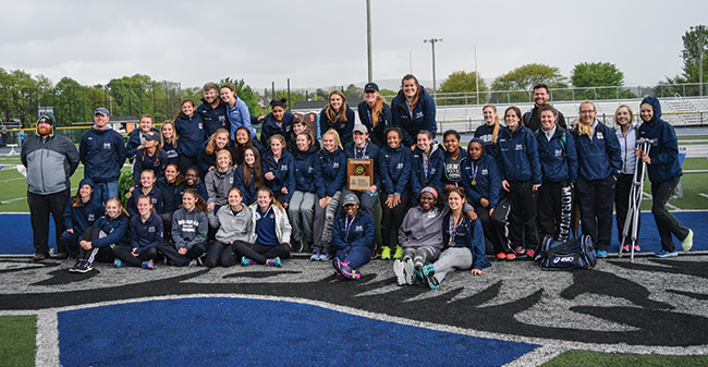 Moravian Women Win 10th Straight Landmark Conference Outdoor Title