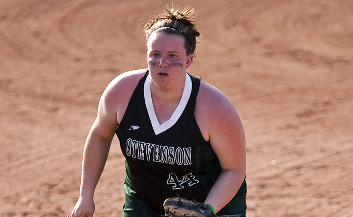 Softball Senior Desirae Sullivan Highlighted in CAC Introducing Feature