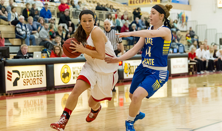 Ferris State Women's Basketball Wraps Up Weekend With Home Court Victory