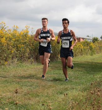 PRs aplenty for men's cross country at Wilmington meet