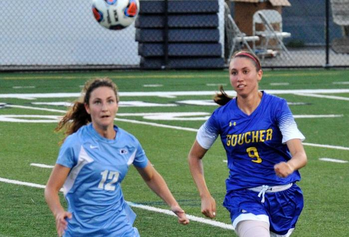 Wolverine Offense Explodes for Seven Goals in First Win