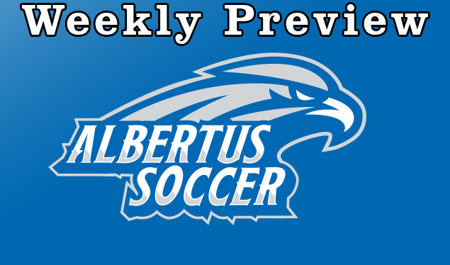 Men's Soccer Weekly Preview: Western Conn. St. and Rivier